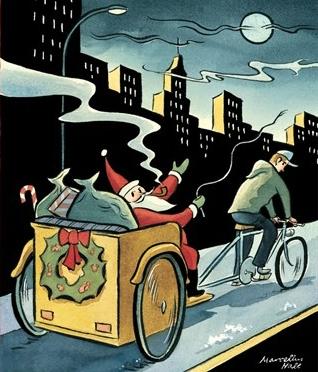 copertina del new yorker dicembre 2008